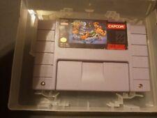 Final Fight 2 (Super Nintendo, 1993) SNES Authentic