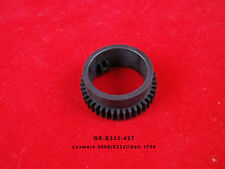 Lexmark 4505 E232 E332 Dell 1700 Fuser Gear (42-Tooth) GR-E332-42T OEM Quality