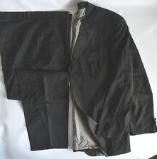 Hugo BOSS Chaplin/Charlie ci Lana Nero Cena Suit Smoking/44L/Pants W38/L33