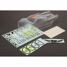 Team Losi Racing TLR240006 Body, Clear: 8IGHT-T E 3.0