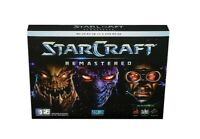 Starcraft Remastered 1st Limited Edition Complete Pack Korea Version PC Game