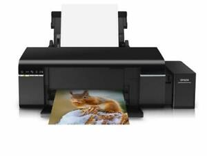 [EPSON] L805 6-Color Wireless Inkjet Photo Printer Ink Tank Wi-Fi Support