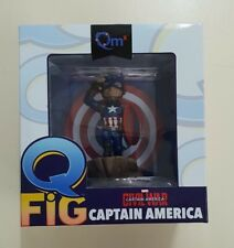 Marvel Captain America 3 Civil War - QFIG Figure - New & Sealed