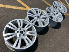 """20"""" LAND ROVER RANGE ROVER OEM FACTORY STOCK WHEELS RIMS SPORT HSE AUTOBIOGRAPHY"""
