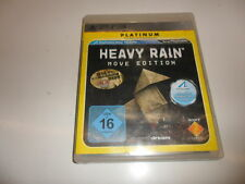 PlayStation 3 PS 3  PS3  Heavy Rain - Move Edition  [Platinum]