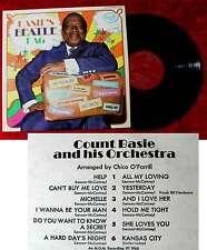 LP Count Basie: Basie´s Beatle Bag (MfP 1393) UK 1966 - Basie mit Beatles Hits