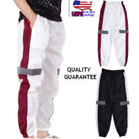 NEW MEN SPORT PANTS JOGGING GYM WORKOUT HARLAN CASUAL LONG TRACKSUIT SIZE M-3XL