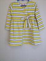 New Super Cute Girls Yellow Autumn/Winter Dress Size: 1,  2, 3, 4, 5