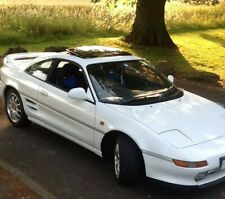 TOYOTA MR2 GT REV 2 WITH PRIVATE NUMBER PLATE M.O.T 11 MONTHS,