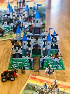 LEGO 6098 King Leo's Castle Ritterburg MIT OVP & Anleitung
