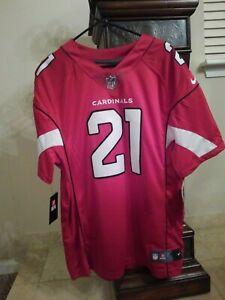 Nike Mens Sz XL Patrick Peterson Arizona Cardinals Jersey Red Stitched NWT $150