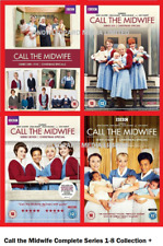 Call The Midwife Complete Series 1-5 and Xmas Specials DVD VG B1