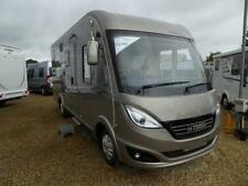 Campervans & Motorhomes Hymer 3 Sleeping Capacity