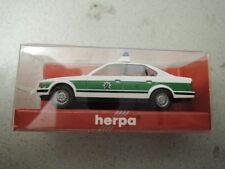 Herpa 042598 BMW 525i Polizei Bayern 55/2 weiß/grün OVP - Polizei-Sammlung (*4)