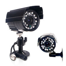Waterproof IP66 700TVL IR Night Vision CCTV Camera Outdoor Home Security System