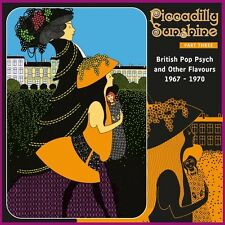 VARIOUS - Piccadilly Sunshine Pt. 3. Past & Present CD