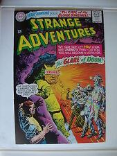 Strange Adventures #182 VF Glare Of Doom