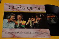 JOHN CASH ROY ORBISON J LEE LEWIS C PERKINS LP CLASS 55 1°ST ORIG OLANDA 1986 NM