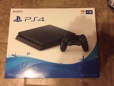 BRAND NEW PlayStation 4 (PS4) Slim 1TB Console - Black