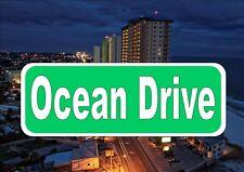Florida signo calle reproducción signo calle Ocean Drive signo calle