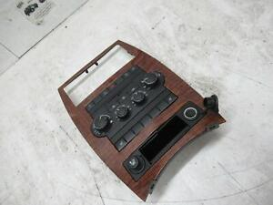 JEEP COMMANDER HEATER/AC CONTROLS XH, CLIMATE CONTROL TYPE, 05/06-03/10 06 07 08