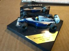 F1 Williams Renault FW15 C Senna 1/43 1994 test ONYX Renault