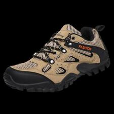 Mens Outdoor Trail Sneakers Breathable Hiking Walking Shoes Casual  Outdoor Hot