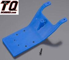 RPM 81245 Rear Skid Plate Blue Slash 2WD Fast ship+ tracking