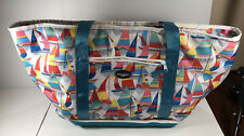 25 Inch 2 Section Cynthia Rowley Insulated Tote Bag