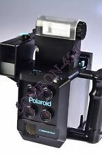 POLAROID MODEL 403 MINIPORTRAIT STUDIO CAMERA - TESTED. WITH BACK. GUARANTEED!!
