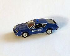 NO 517814 Renault Alpine A310 de 1997 Gendarmerie  NOREV Echelle HO