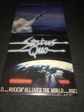 STATUS QUO 2LPs Sammlung Rockin' All Over The World + Just Supposin.. Bundle Lot