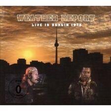 """WEATHER REPORT """"LIVE IN BERLIN 1975"""" LP VINYL NEW!"""
