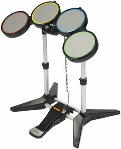 NEW PS3 Rock Band 1 Wired Drum Kit RockBand Drums Set PlayStation 3 RARE
