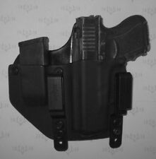 Hunt Ready Holsters: Glock 26/27/33 Kydex LH IWB Holster W Extra Mag Carrier