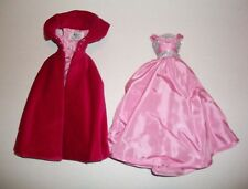 Vintage BARBIE #993 SOPHISTICATED LADY DRESS AND CAPE 1963 REPRO REPRODUCTION