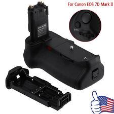 Vertical BG-E16 Battery Grip Holder For Canon EOS 7D Mark II Mark II DSLR Camera