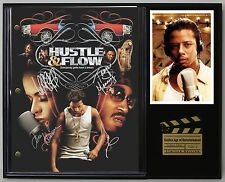 "HUSTLE AND FLOW LTD EDITION REPRODUCTION  MOVIE SCRIPT CINEMA DISPLAY ""C3"""
