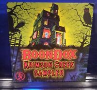 Boondox - Krimson Creek Sampler CD twiztid insane clown posse axe murder boyz