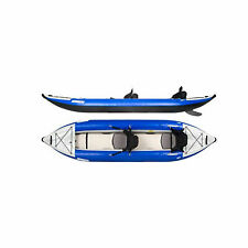 Sea Eagle 380x Inflatable Kayak Pro Includes Seats Paddles and Pump