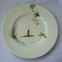 ROYAL DOULTON ANTIQUE CHINA COUNTRY VIEW SIDE PLATE THE COPPICE D.5803 PHEASANT