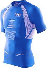 X-Bionic The Trick manga corta hombre correr Camisa - Tamaño Choice - Marca