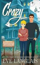 Crazy.by Langlais, Eve  New 9781773840406 Fast Free Shipping.#*=