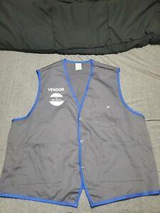 Menard's Employee Vest Size 2xl Vendor vest Halloween or for employee
