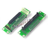 SCA to U320 SCSI Adapter- SCA 80pin to HD-68 - ULTRA 4 320/m SCSI Compliant