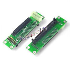 1Pc SCA80pin HD//HDD drive internal 50wire male SCSI1//2 cable//cord adapter TC