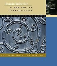 Human Behavior in the Social Environment: A Multid
