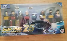 Pez Collector's Series Star Trek The Next Generation 25 Limited Ed. Set 2012