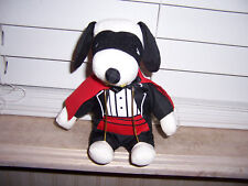 Whitman's Sampler Plush Toy SNOOPY In Halloween Costume Vampire Mask (No Candy)