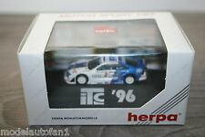 Opel Calibra V6 Joest Team van Herpa Germany 1:87 in Box *14099